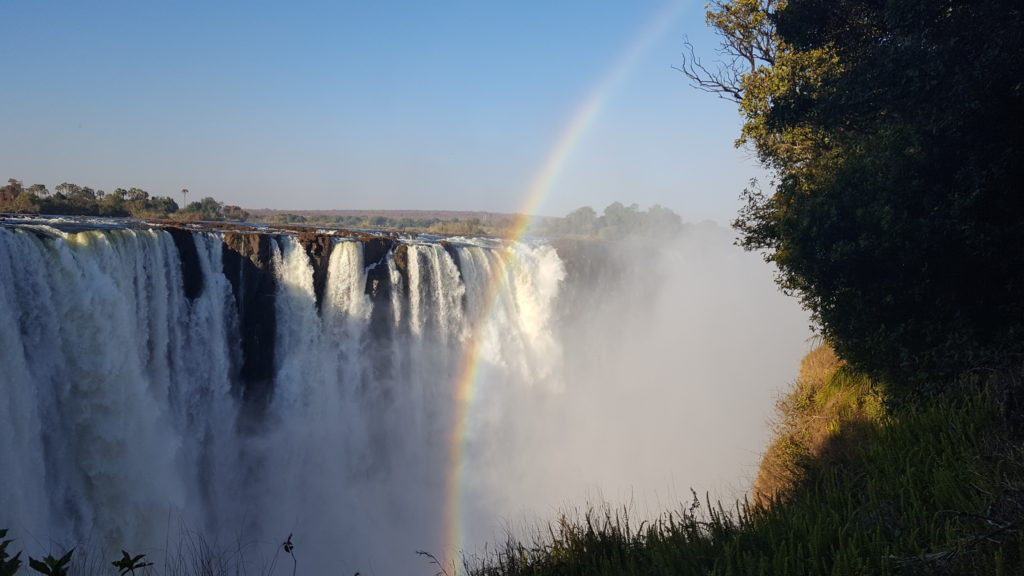 How to Get the Best View of Victoria Falls